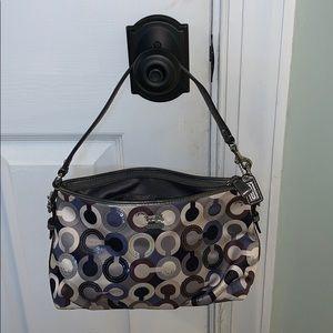 Small coach handbag/wristlet